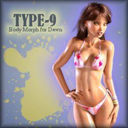 Body Type-9 for Dawn