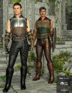 Paladin of Solitude Outfit Textures