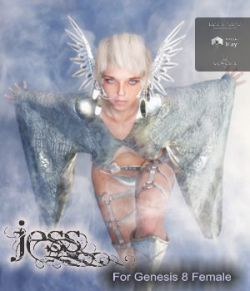 Jess for Genesis 8 Female