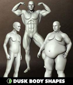 Dusk's Body Shapes