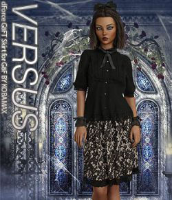 VERSUS - dForce G8FT Skirt for G8F
