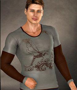 Dusk's Long Sleeve T-Shirt