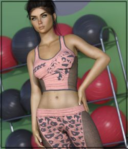 7th Ave: Yoga Clothing for Genesis 8 Female