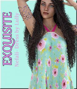 Exquisite - Nefali-Dress
