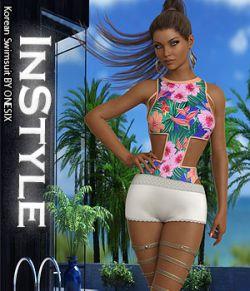InStyle- Korean Swimsuit