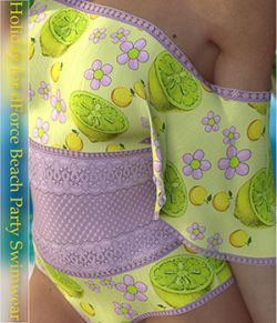 Holiday For Beach Party Swimwear