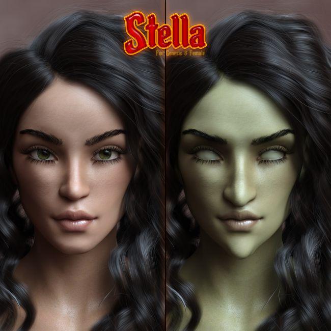SublimelyVexed Stella for Genesis 8 Female(s)