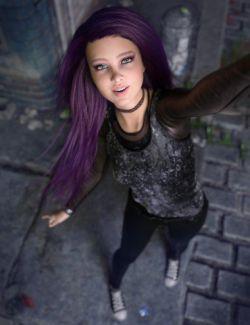 Dani for Teen Raven 8