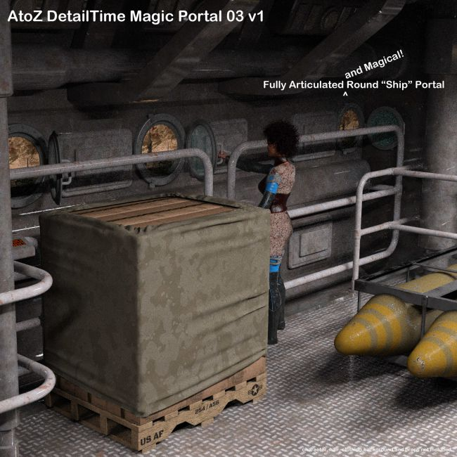 AtoZ DetailTime Magic Portal III v1
