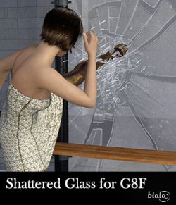 Shattered Glass for G8F