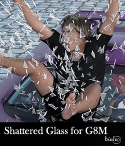Shattered Glass for G8M