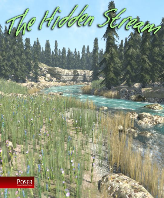 The hidden stream for Poser