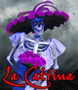 El Dia de Los Muertos - La Catrina