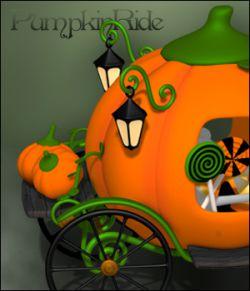 PumpkinRide - Halloween