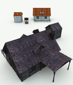 Haunted Blacksmith for Blender