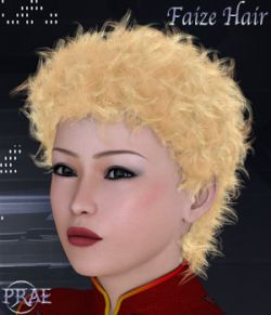 Prae-Faize Hair For V4/M4 La Femme Poser