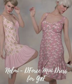 Nelmi- dForce Mini Dress G8F