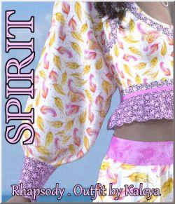 Spirit- Rhapsody Outfit