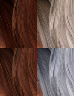 Colors for Belfry Hair