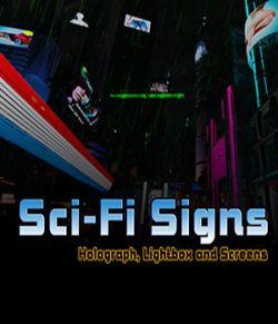 Sci-Fi Signs