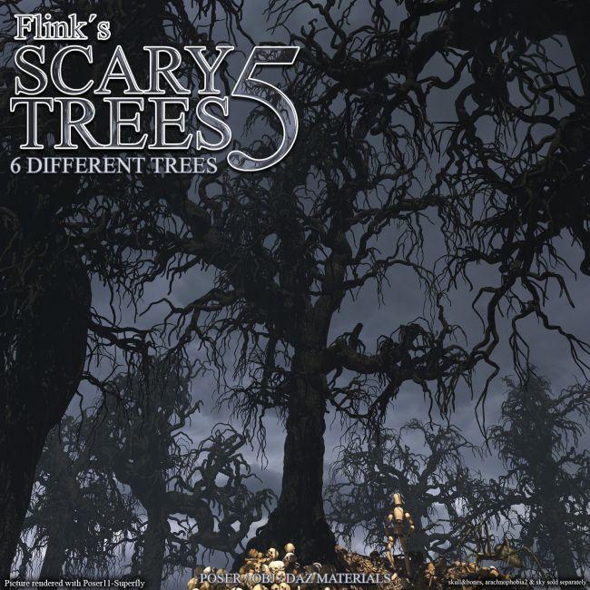 Flinks Scary Trees 5