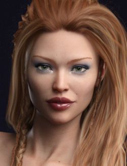 Farrah HD for Genesis 8 Female