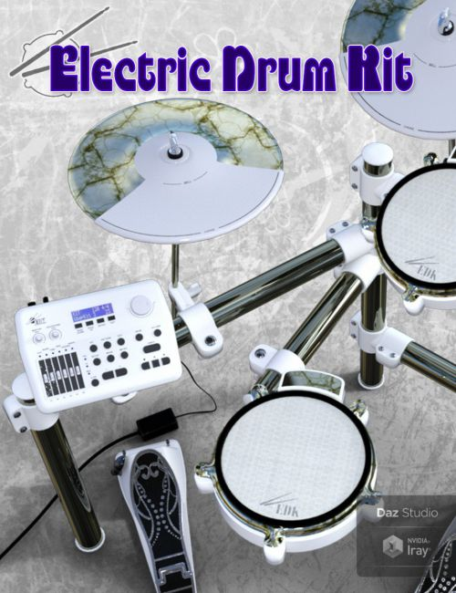 Electric Drum Kit