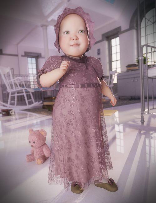 dForce Vintage Baby for Caryn 8