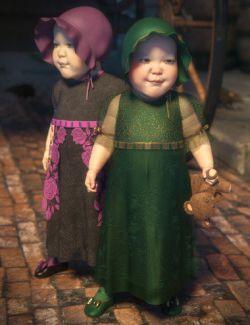 dForce Vintage Baby: Claudette