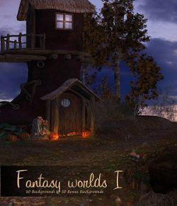 Fantasy worlds I