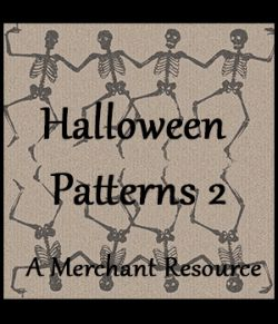 Seamless Halloween Patterns 2
