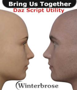 BRING US TOGETHER, Scripting Short for Daz Studio 4