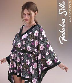 Daz Iray- Fabulous Silks