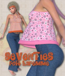 Seventies for La Femme