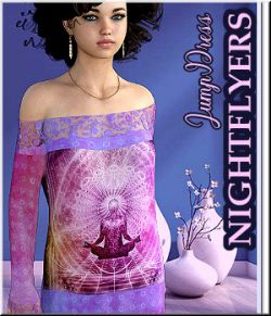 Nightflyers- JumpDress