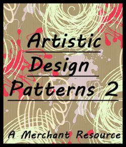 Seamless Artistic Patterns 2