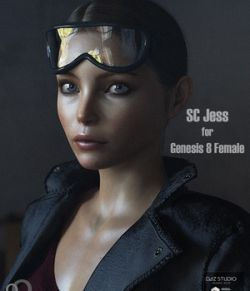 SC Jess for Genesis 8 Female