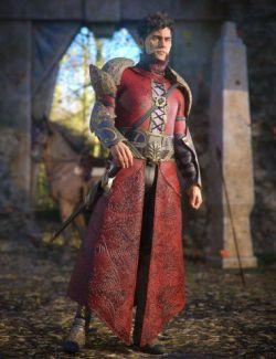 Gate Guardian for Genesis 8 Male(s)