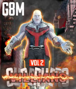 SuperHero Villians for G8M Volume 2