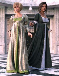 Renaissance Dress: Milady