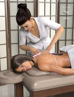 Z Massage Therapy for Genesis 8