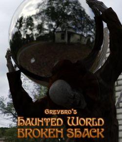 Greybro's Haunted World- Broken Shack HDRI