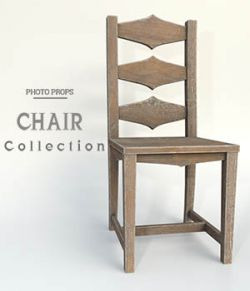 Photo Props: Chair Collection