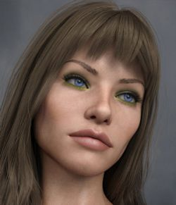 KrashWerks DESIREE for Genesis 8 Female