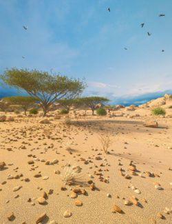 Desert Depression