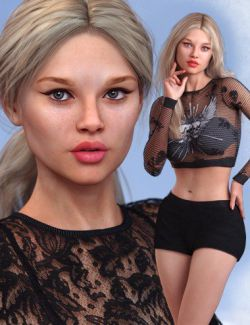 EJ Lorelei Deluxe Pack For Genesis 8 Female