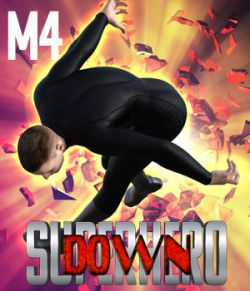 SuperHero Down for M4 Volume 1