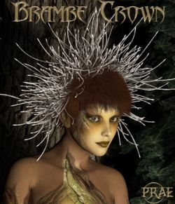 Prae-Bramble Crown For V4 M4 La Femme Poser