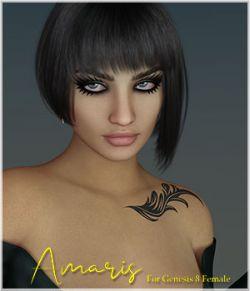 Amaris For Genesis 8 Female