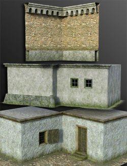 Medieval Scene Kit